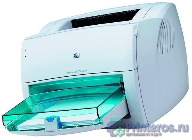 драйвер для hp laserjet 1000 windows 8