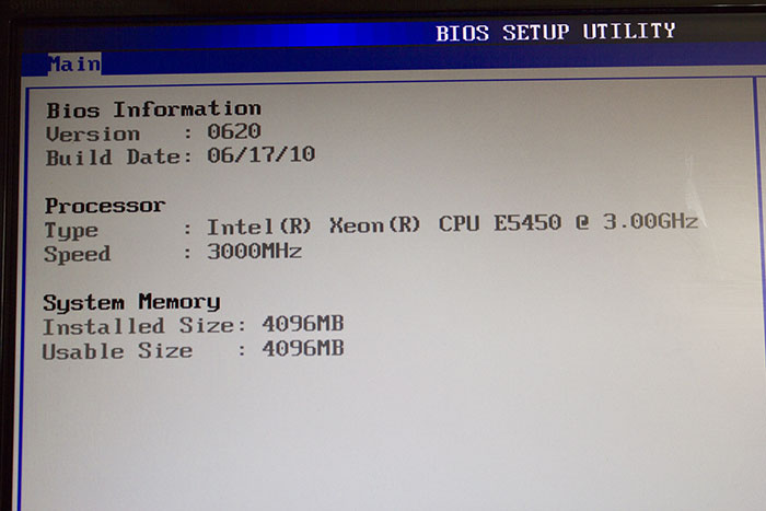 Installed xenon 771 and games are not installed  Intel® Xeon